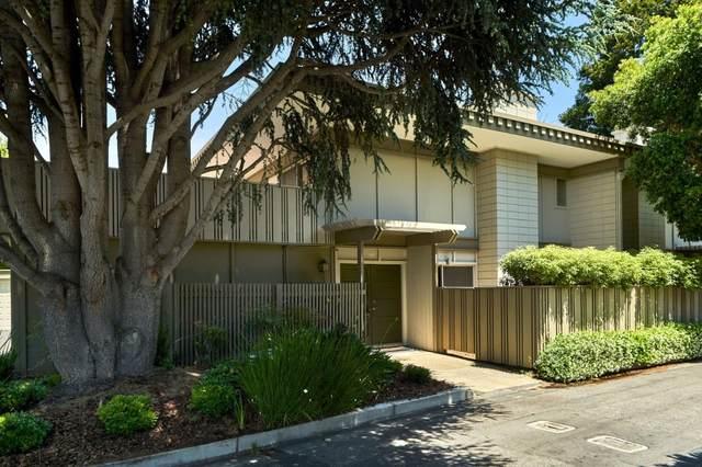 77 Los Altos Sq, Los Altos, CA 94022 (#ML81792843) :: The Kulda Real Estate Group