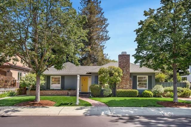 710 Northampton Dr, Palo Alto, CA 94303 (#ML81792862) :: Alex Brant Properties