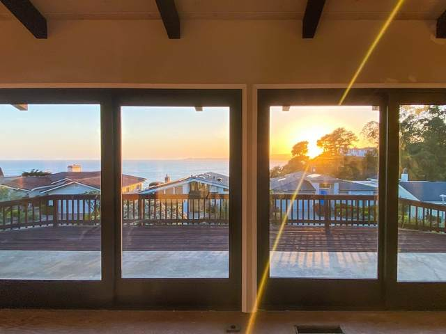 205 Via Campana, Aptos, CA 95003 (#ML81792863) :: The Kulda Real Estate Group
