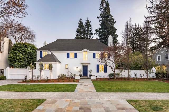1290 Pitman Ave, Palo Alto, CA 94301 (#ML81792965) :: The Realty Society