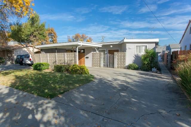 922 J St, Los Banos, CA 93635 (#ML81793021) :: Strock Real Estate