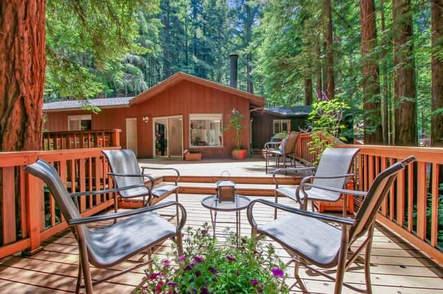 5 Country Ln, Scotts Valley, CA 95066 (#ML81793049) :: Schneider Estates
