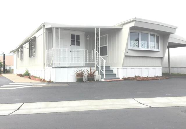 750 47th Ave 44, Capitola, CA 95010 (#ML81793071) :: RE/MAX Real Estate Services