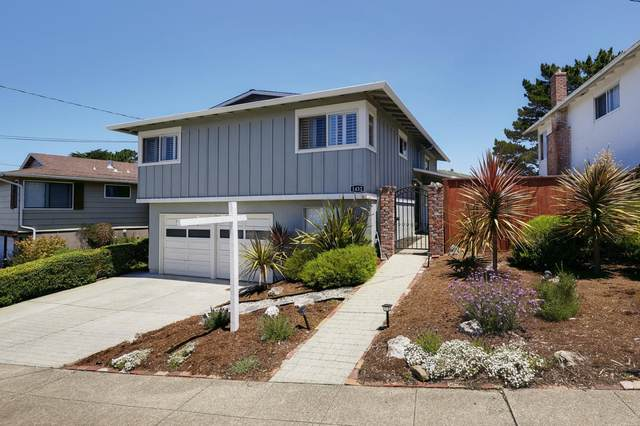 1432 Crespi Dr, Pacifica, CA 94044 (#ML81793112) :: The Kulda Real Estate Group