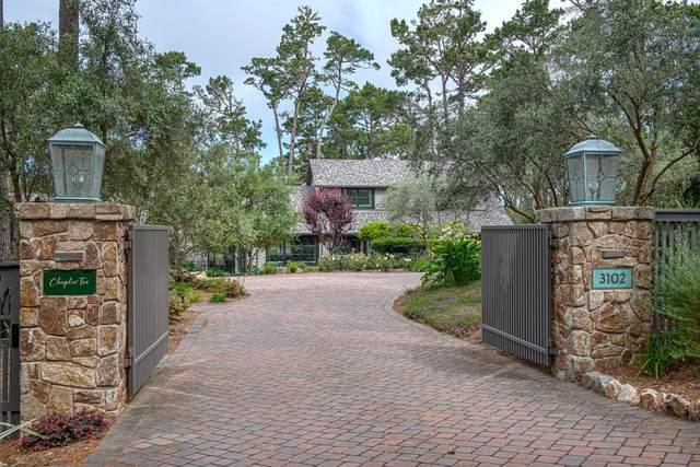 3102 Flavin Ln, Pebble Beach, CA 93953 (#ML81793155) :: RE/MAX Real Estate Services