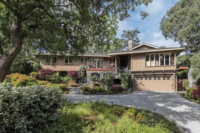 12924 Brendel Dr, Los Altos Hills, CA 94022 (#ML81793292) :: The Kulda Real Estate Group