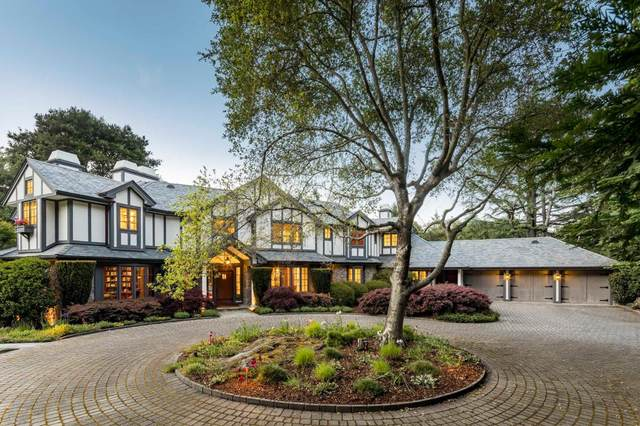 3787 Woodside Rd, Woodside, CA 94062 (#ML81793300) :: The Kulda Real Estate Group