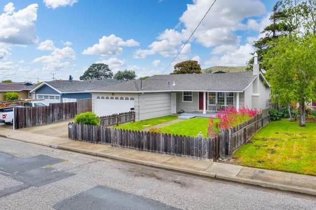 767 Noriega Way, Pacifica, CA 94044 (#ML81793330) :: The Kulda Real Estate Group