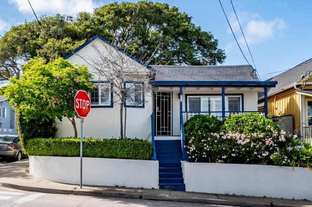 898 David Ave, Monterey, CA 93940 (#ML81793385) :: Alex Brant Properties