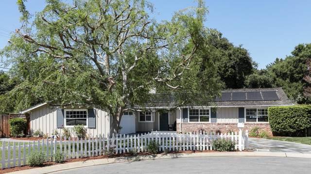 601 Castle Ln, Los Altos, CA 94022 (#ML81793416) :: The Kulda Real Estate Group