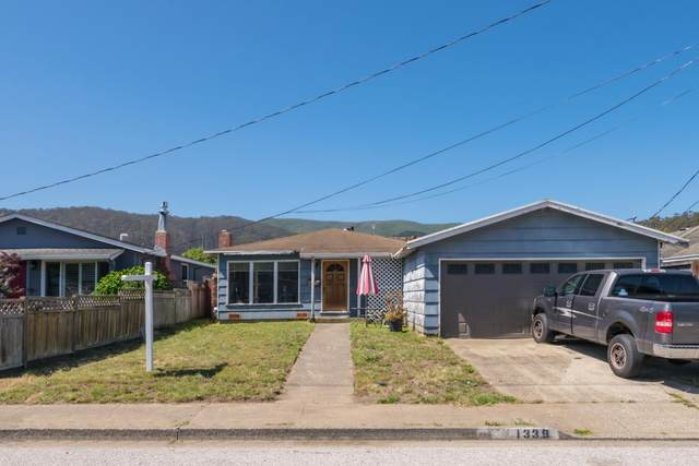1339 Hermosa Ave, Pacifica, CA 94044 (#ML81793417) :: The Kulda Real Estate Group