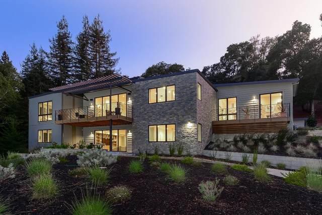 6 Montecito Rd, Woodside, CA 94062 (#ML81793451) :: The Kulda Real Estate Group