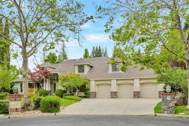 110 Wild Oak Ct, Danville, CA 94506 (#ML81793506) :: Alex Brant Properties