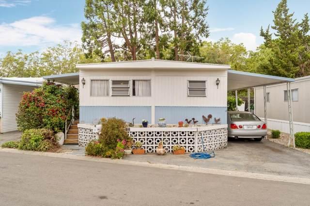 191 E El Camino 121, Mountain View, CA 94040 (#ML81793564) :: Intero Real Estate