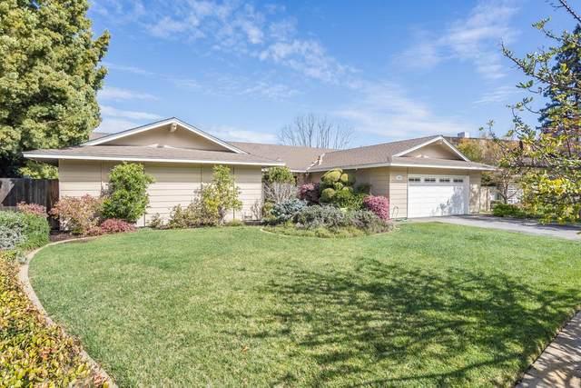 401 Juanita Way, Los Altos, CA 94022 (#ML81793571) :: The Kulda Real Estate Group
