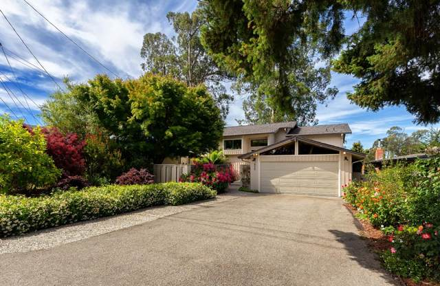 406 Belle Monti Ct, Aptos, CA 95003 (#ML81793668) :: Strock Real Estate