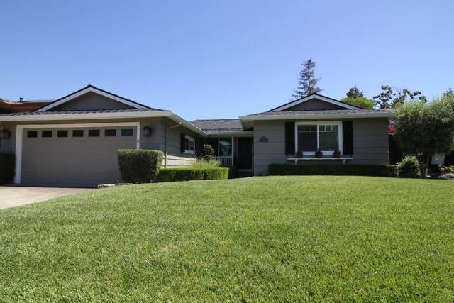 1548 Brenner Way, San Jose, CA 95118 (#ML81793682) :: Live Play Silicon Valley