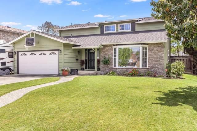5718 Goldfield Dr, San Jose, CA 95123 (#ML81793734) :: The Goss Real Estate Group, Keller Williams Bay Area Estates