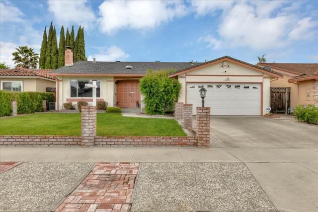 5888 Erskine Ct, San Jose, CA 95123 (#ML81793746) :: The Goss Real Estate Group, Keller Williams Bay Area Estates