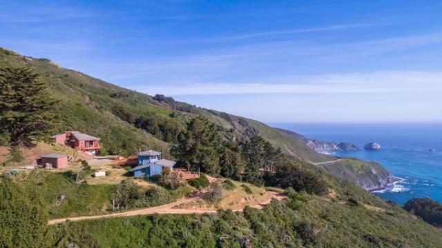 28920 Plasket Ridge Rd, Big Sur, CA 93920 (#ML81793748) :: The Sean Cooper Real Estate Group