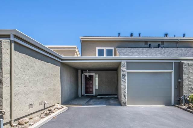 345 Coleridge Dr 90, Salinas, CA 93901 (#ML81793762) :: Alex Brant Properties