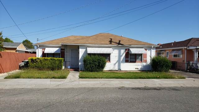 1570 142nd Ave, San Leandro, CA 94578 (#ML81793783) :: Strock Real Estate
