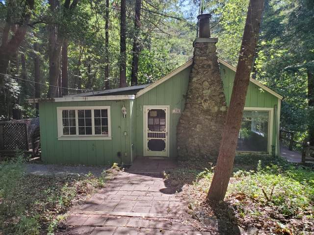 710 Primavera Rd, Boulder Creek, CA 95006 (#ML81793799) :: The Kulda Real Estate Group