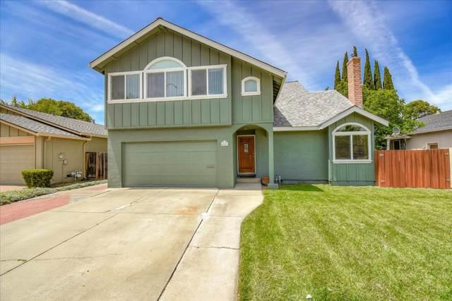 4161 Monet Cir, San Jose, CA 95136 (#ML81793802) :: The Goss Real Estate Group, Keller Williams Bay Area Estates