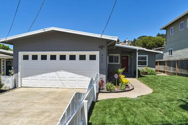 465 Brighton Rd, Pacifica, CA 94044 (#ML81793840) :: The Kulda Real Estate Group