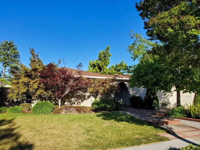 1158 Stafford Dr, Cupertino, CA 95014 (#ML81793851) :: Strock Real Estate