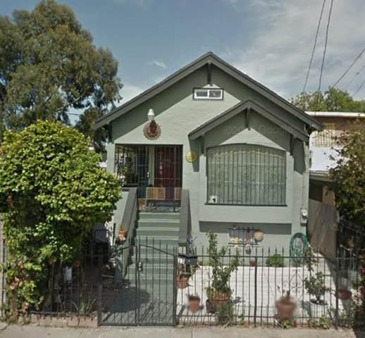 15 19th St, Richmond, CA 94801 (#ML81793852) :: Alex Brant Properties