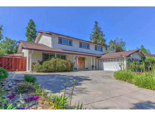 14500 Blossom Hill Rd, Los Gatos, CA 95032 (#ML81793884) :: Strock Real Estate