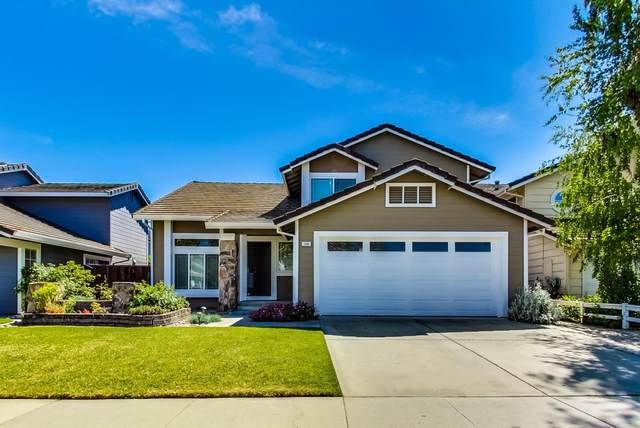 208 Ellyridge Ct, San Jose, CA 95123 (#ML81793892) :: The Goss Real Estate Group, Keller Williams Bay Area Estates