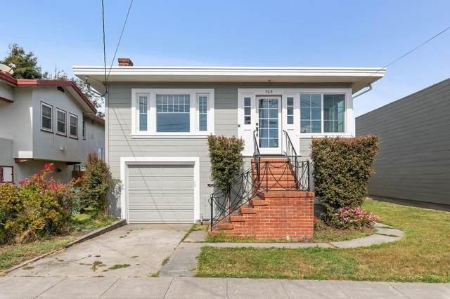 768 Masson Ave, San Bruno, CA 94066 (#ML81793997) :: The Kulda Real Estate Group