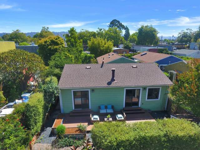2333 10th St A, Berkeley, CA 94710 (#ML81794024) :: RE/MAX Real Estate Services