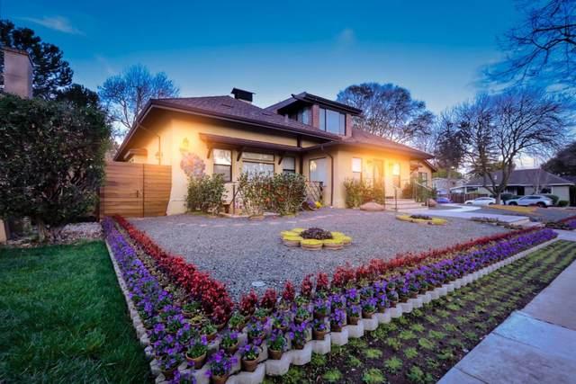 251 Middlefield Rd, Palo Alto, CA 94301 (#ML81794035) :: The Realty Society
