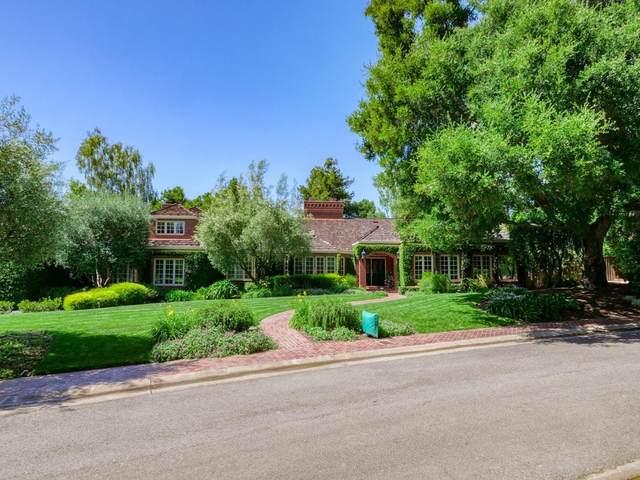 25975 Alicante Ln, Los Altos Hills, CA 94022 (#ML81794059) :: The Kulda Real Estate Group