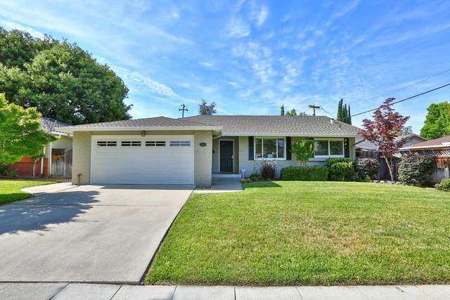 1625 Willowmont Ave, San Jose, CA 95124 (#ML81794066) :: Strock Real Estate