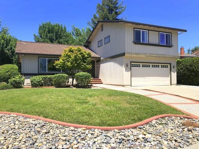 1424 Via Del Los Grande, San Jose, CA 95120 (#ML81794080) :: RE/MAX Real Estate Services