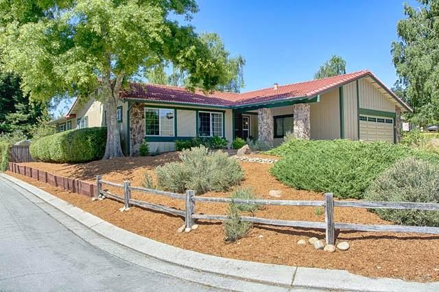 60 Angela Ct, Scotts Valley, CA 95066 (#ML81794090) :: Schneider Estates