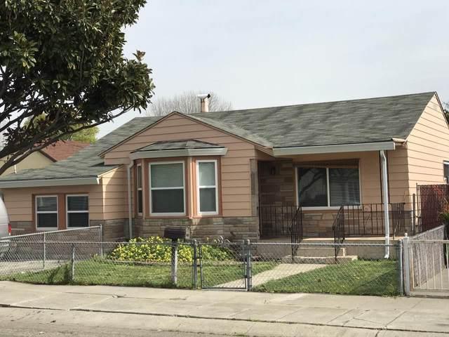 692 Hutchings Dr, San Leandro, CA 94577 (#ML81794139) :: Strock Real Estate