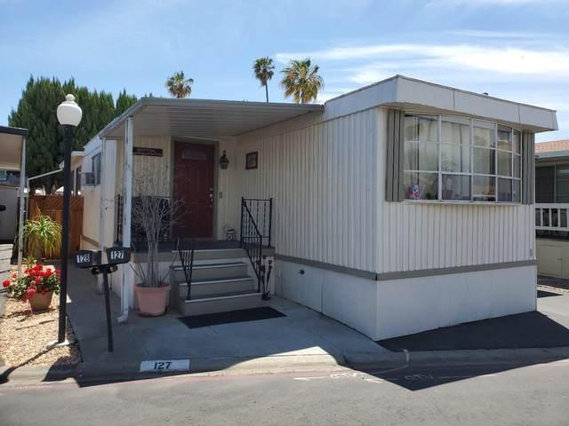 600 E Weddell 127, Sunnyvale, CA 94089 (#ML81794143) :: The Goss Real Estate Group, Keller Williams Bay Area Estates