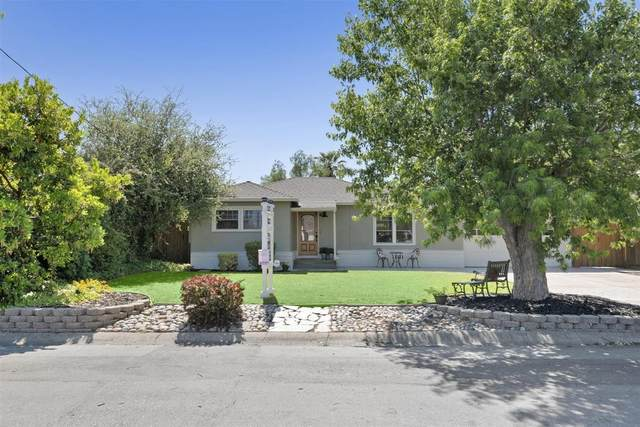 1093 Normandy Dr, Campbell, CA 95008 (#ML81794153) :: Strock Real Estate