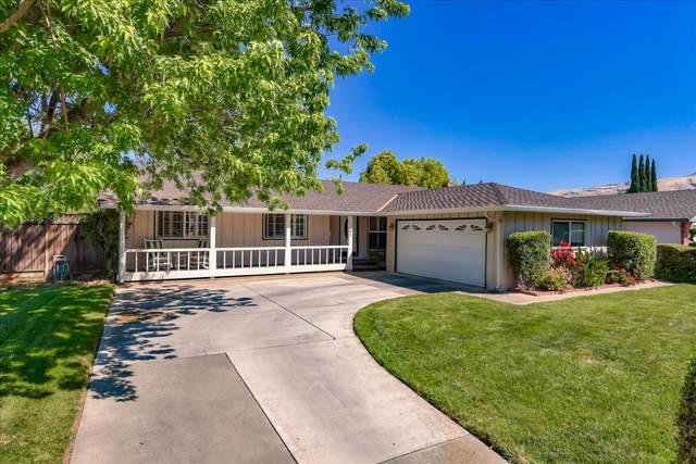2841 Evergreen Way, San Jose, CA 95121 (#ML81794156) :: The Goss Real Estate Group, Keller Williams Bay Area Estates