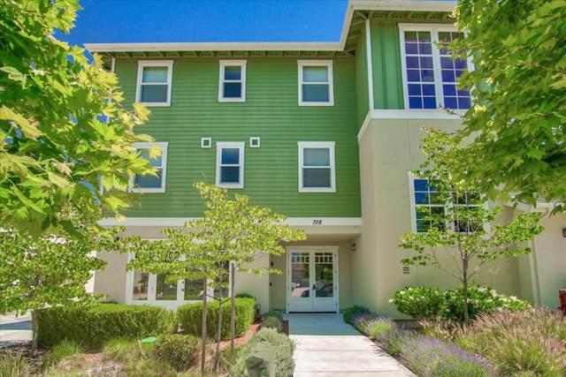 708 Frederick St 204, Santa Cruz, CA 95062 (#ML81794185) :: The Goss Real Estate Group, Keller Williams Bay Area Estates