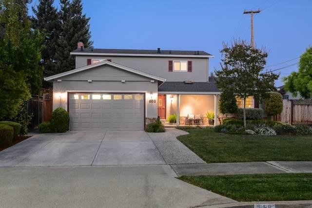 668 Vinemaple Ave, Sunnyvale, CA 94086 (#ML81794191) :: The Goss Real Estate Group, Keller Williams Bay Area Estates