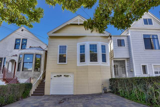 147 Flood Ave, San Francisco, CA 94131 (#ML81794210) :: RE/MAX Real Estate Services
