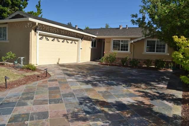 569 Croyden Ct, Sunnyvale, CA 94087 (#ML81794211) :: The Goss Real Estate Group, Keller Williams Bay Area Estates
