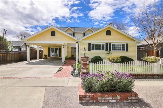 868 Redbird Dr, San Jose, CA 95125 (#ML81794263) :: RE/MAX Real Estate Services