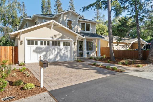 1607 W Selby Ln, Redwood City, CA 94061 (#ML81794272) :: The Sean Cooper Real Estate Group